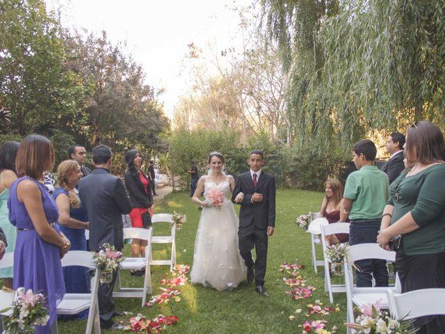 El matrimonio de Jorge y Marta en Olmué, Quillota 8