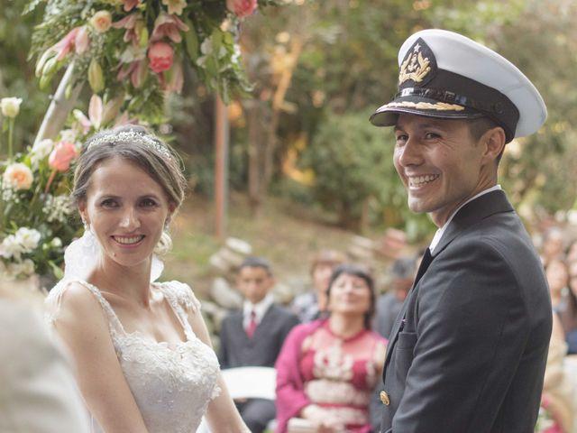 El matrimonio de Jorge y Marta en Olmué, Quillota 11