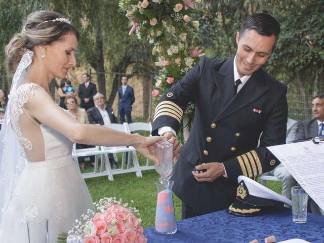 El matrimonio de Jorge y Marta en Olmué, Quillota 12