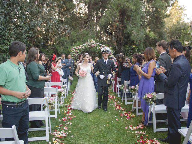 El matrimonio de Jorge y Marta en Olmué, Quillota 14
