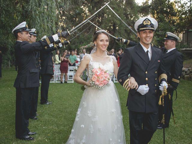 El matrimonio de Jorge y Marta en Olmué, Quillota 15