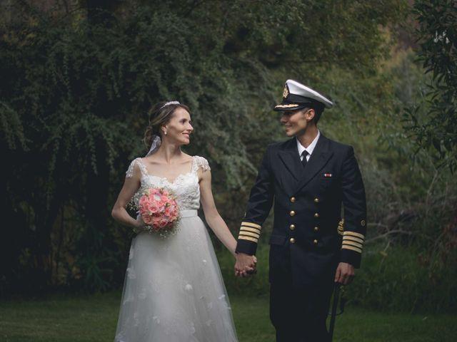 El matrimonio de Jorge y Marta en Olmué, Quillota 1