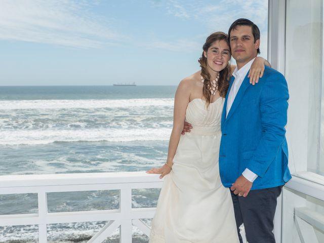 El matrimonio de Camila y Christián