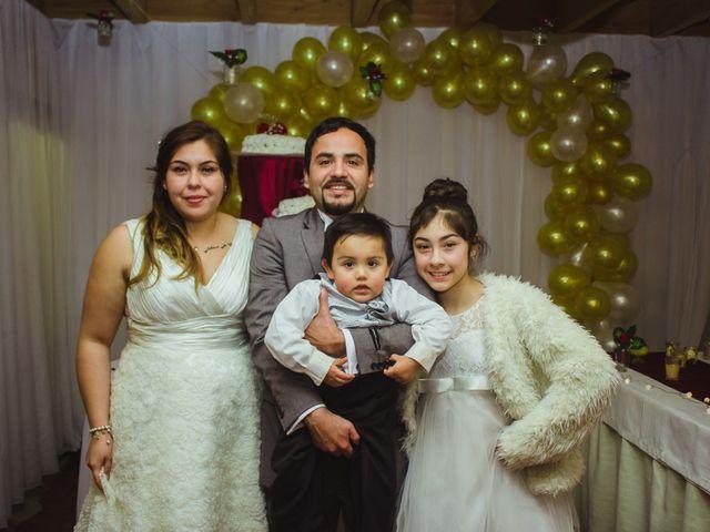 El matrimonio de Yohana y Felipe