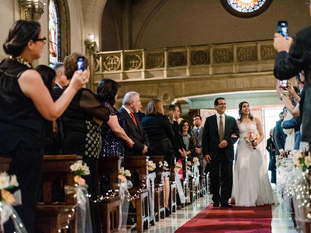 El matrimonio de Nacho y Betsy en Santiago, Santiago 9