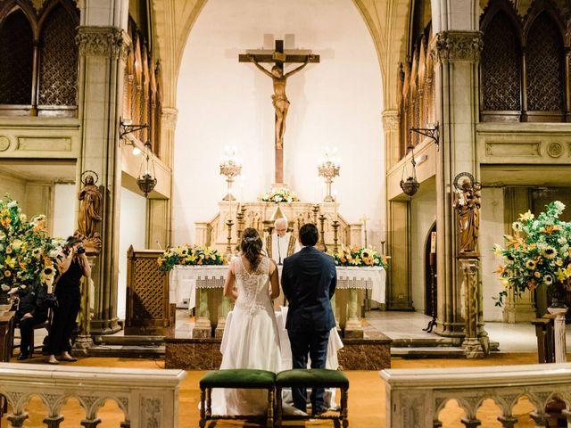 El matrimonio de Nacho y Betsy en Santiago, Santiago 15