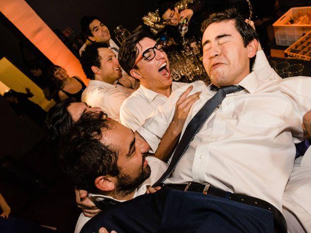 El matrimonio de Nacho y Betsy en Santiago, Santiago 34