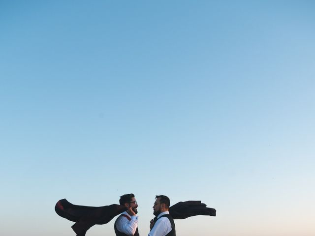 El matrimonio de Carlos y Cristian en Viña del Mar, Valparaíso 27