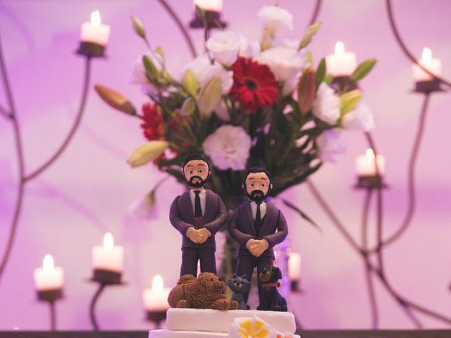 El matrimonio de Carlos y Cristian en Viña del Mar, Valparaíso 33