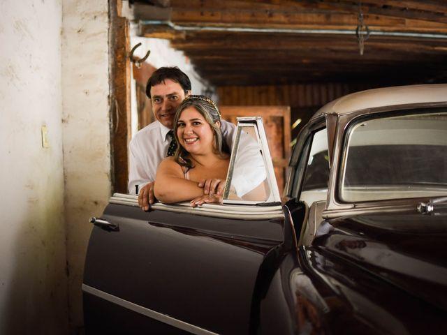 El matrimonio de Stephanie y Francisco
