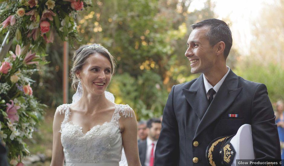 El matrimonio de Jorge y Marta en Olmué, Quillota