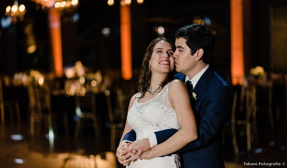 El matrimonio de Nacho y Betsy en Santiago, Santiago