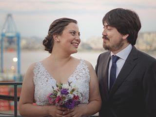 El matrimonio de Francisca y Ignacio