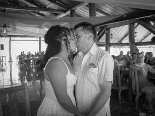 El matrimonio de Vivian y Lidio