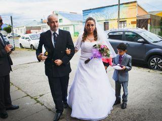 El matrimonio de Marisol y Pedro 1