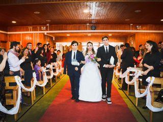 El matrimonio de Marisol y Pedro 2