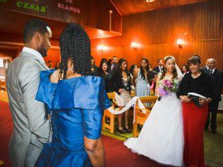 El matrimonio de Marisol y Pedro 3