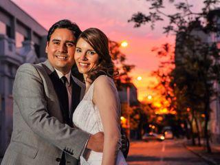 El matrimonio de Jennifer y Daniel
