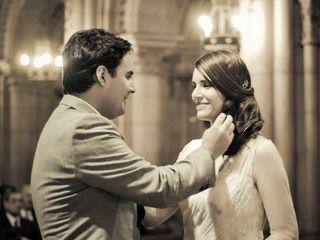 El matrimonio de Jennifer y Daniel 3
