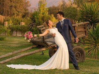 El matrimonio de Julie y Achille