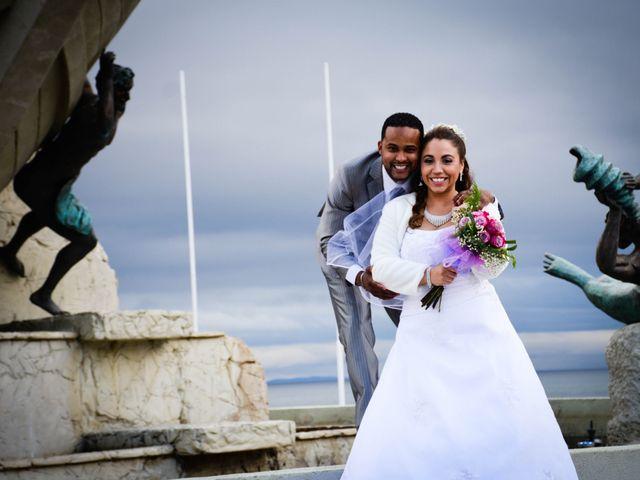 El matrimonio de Marisol y Pedro