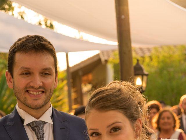 El matrimonio de Achille y Julie en Pirque, Cordillera 27