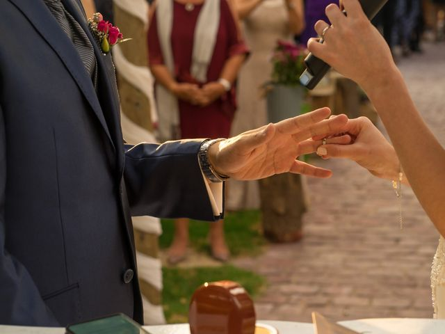 El matrimonio de Achille y Julie en Pirque, Cordillera 38