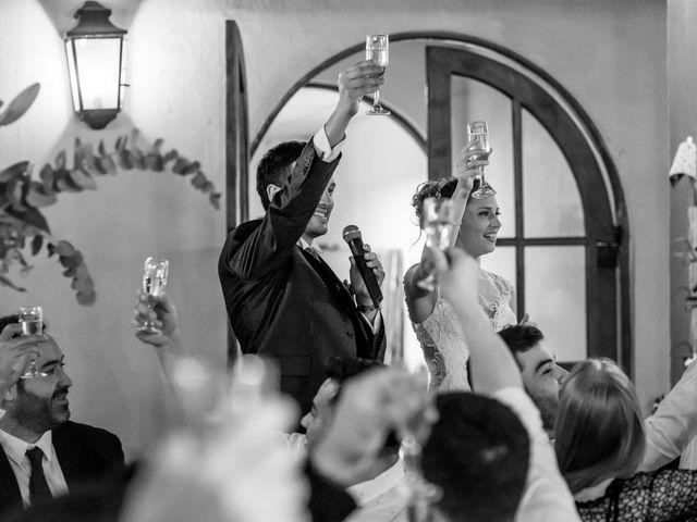 El matrimonio de Achille y Julie en Pirque, Cordillera 88