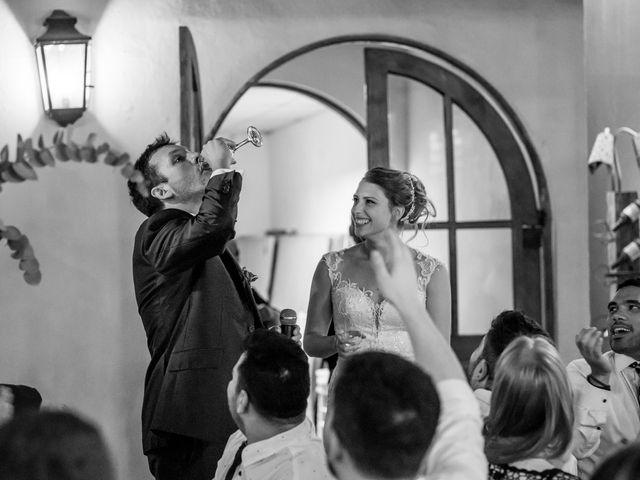 El matrimonio de Achille y Julie en Pirque, Cordillera 90