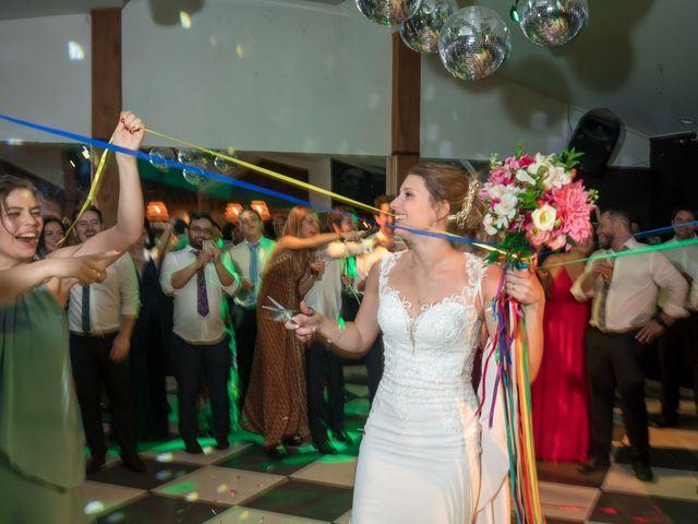 El matrimonio de Achille y Julie en Pirque, Cordillera 125