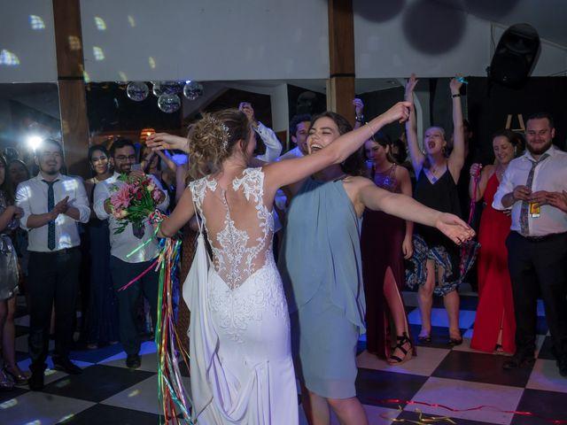 El matrimonio de Achille y Julie en Pirque, Cordillera 127