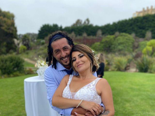 El matrimonio de Yasna  y Richard