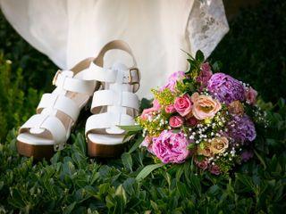 El matrimonio de Stefania y Mauricio 1
