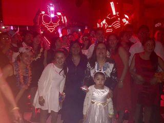El matrimonio de Cynthia Alcaíno  y Héctor Cabrera 1
