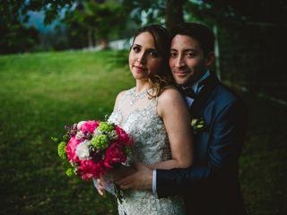 El matrimonio de Cynthia Alcaíno  y Héctor Cabrera