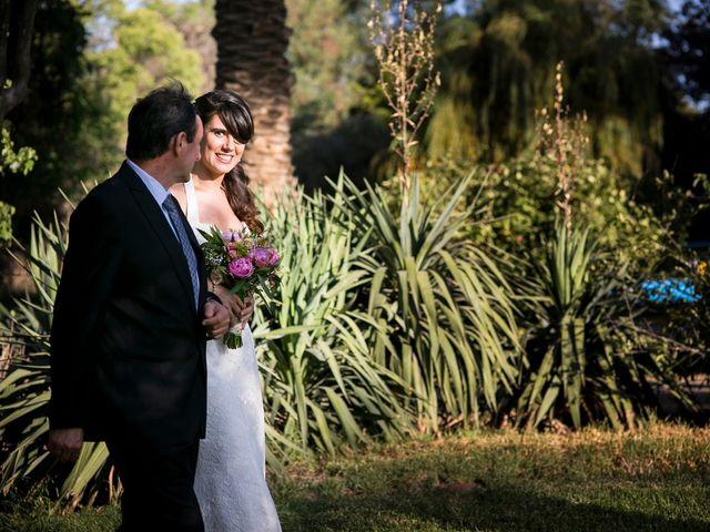 El matrimonio de Mauricio y Stefania en Talagante, Talagante 15
