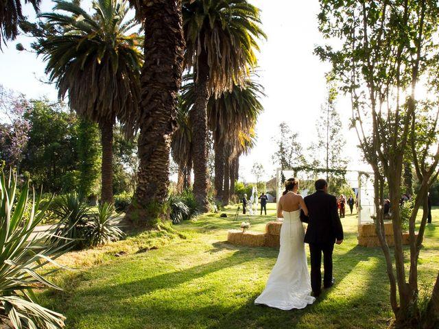 El matrimonio de Mauricio y Stefania en Talagante, Talagante 16