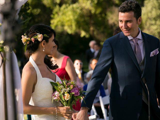 El matrimonio de Mauricio y Stefania en Talagante, Talagante 18