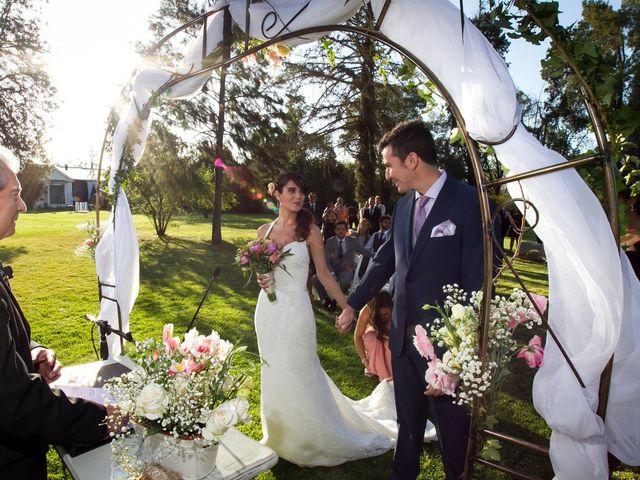 El matrimonio de Mauricio y Stefania en Talagante, Talagante 19