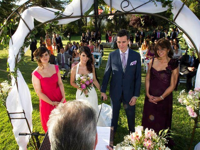 El matrimonio de Mauricio y Stefania en Talagante, Talagante 23