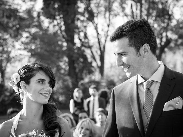 El matrimonio de Stefania y Mauricio