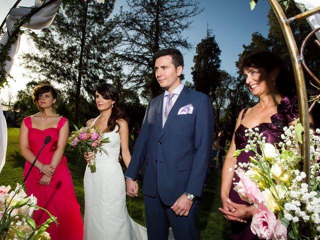 El matrimonio de Mauricio y Stefania en Talagante, Talagante 28