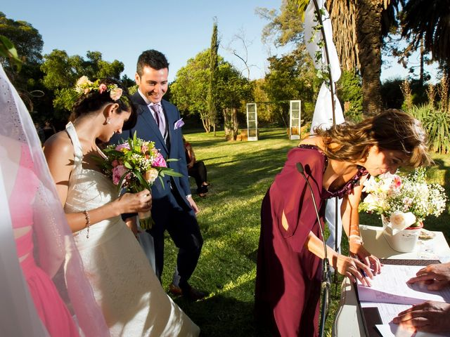 El matrimonio de Mauricio y Stefania en Talagante, Talagante 35