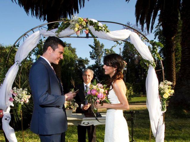 El matrimonio de Mauricio y Stefania en Talagante, Talagante 38