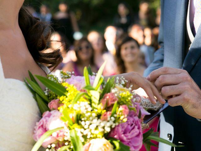 El matrimonio de Mauricio y Stefania en Talagante, Talagante 39