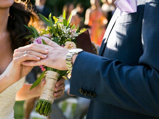 El matrimonio de Mauricio y Stefania en Talagante, Talagante 41