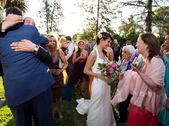 El matrimonio de Mauricio y Stefania en Talagante, Talagante 46