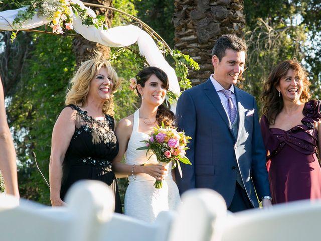 El matrimonio de Mauricio y Stefania en Talagante, Talagante 49