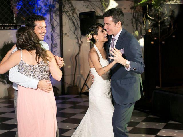 El matrimonio de Mauricio y Stefania en Talagante, Talagante 64