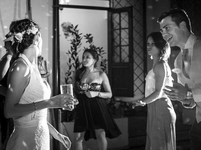 El matrimonio de Mauricio y Stefania en Talagante, Talagante 72